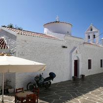 Und noch ne Kirche: Agios Panteleimonas
