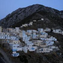 Karpathos: Olymbos nach Sonnenuntergang
