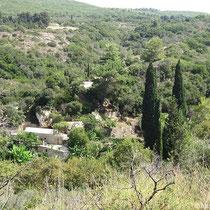 Die Mühle von Filippas