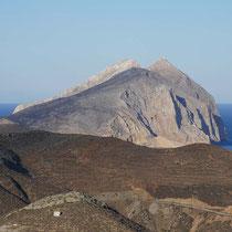 Der Kalamos-Berg