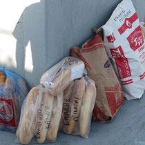 Sonst gibt es dort kein Brot...
