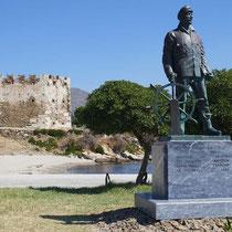Bourtzi-Festung und Seemannsdenkmal