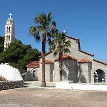 KIrche Agios Konstantions Ydreos