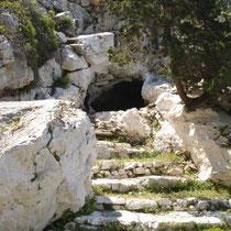 Die kleine Höhle