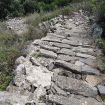 Nur ein paar Stufen...