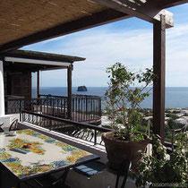 Terrasse des Ritrovo Ingrid