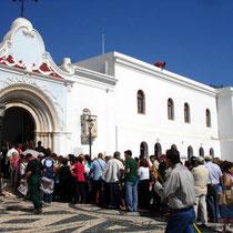 Tinos: Ansturm der Wallfahrer