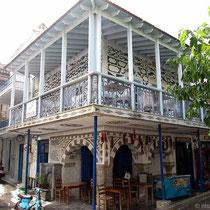 Altes Haus an der Platia