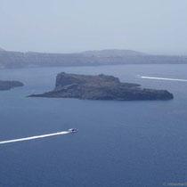 Die Kameni-Inseln