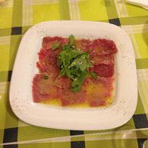 Fisch-Carpaccio
