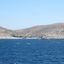 Pserimos - Avlakia