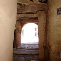 Eine der Tore zum Kastro