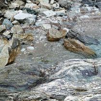Und diese Felsen!