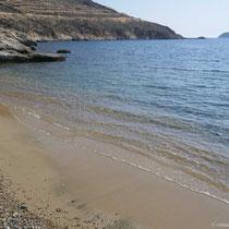 Der Strand ...