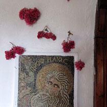 Blütengeschmückter Prophet