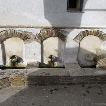 Brunnen in Ktikados