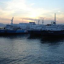 Piräus: Die G&A-Fähren