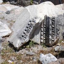 Milos: Dekorative Trümmer