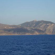 Sifnos: Agios Simeon und Profitis Ilias Troulakiou
