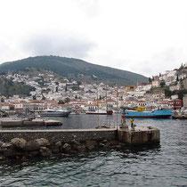 Hydra-Hafen