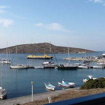 Der Hafen am Morgen