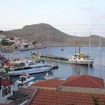 Chalki: Das Wasserschiff