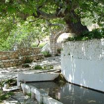 An der Quelle von Mersini