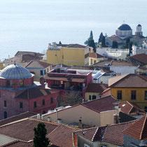... mit Hali-Bey-Moschee, Residenz und Kirche