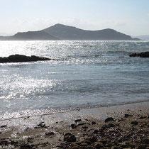 Blick aufs Kap Stelida