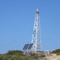 Gavdos: Leuchtturm am Kap Tripiti