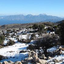 Nochmals die Aussicht zur Mirabello-Bucht