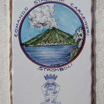 ... in der Carabinieri-Station