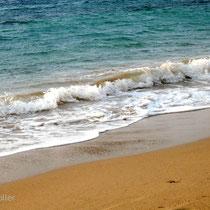 Kea: Am Strand von Gialiskari