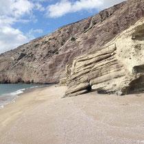 Jeder Menge Sand ....