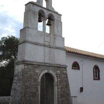 Kapelle bei Dendiatika