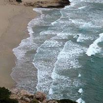 Es hat immer noch Wellen