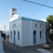 Agios Nikolaos in Armenistis