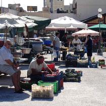 Tinos: Markt