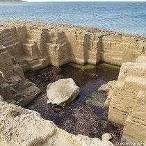 Antikes Schwimmbecken?