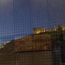 Akropolis vom neuen Museum aus