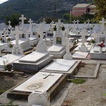 Und der Friedhof