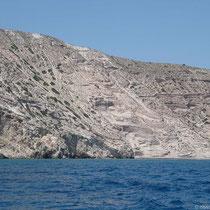Südküste bei Kamalos