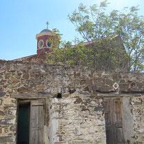 Kirche Taxiarchis ston Pythona bei unserem Quartier