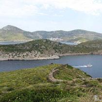 Drei Inseln