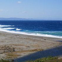 Der Kallianos-Strand