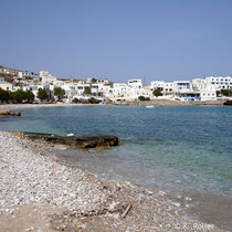 Folegandros: Strand in Karavostassis