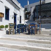Taverne auf der Treppe
