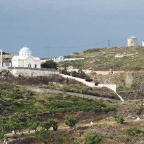 Die Kirche Agia Triada