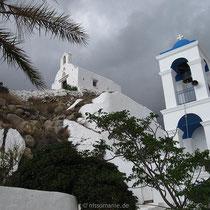 Kapelle und Kirche