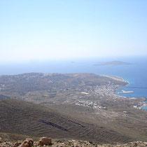 Kasos: Blick von Agia Kiriaki